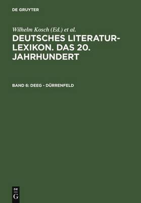Deeg - D rrenfeld
