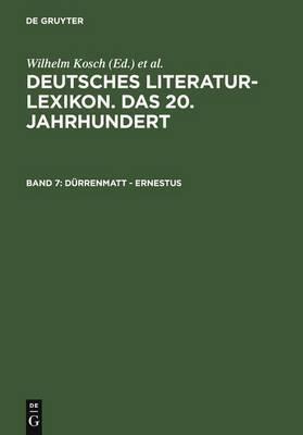 D�rrenmatt - Ernestus