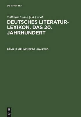 Grunenberg - Hallwig