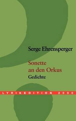 Sonette an Den Orkus