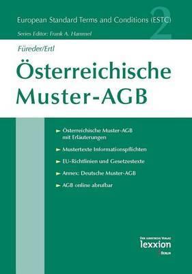 Osterreichische Muster-Agb