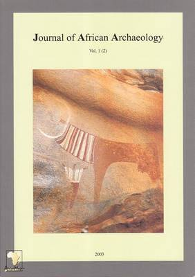 Journal of African Archaeology 1 (2)