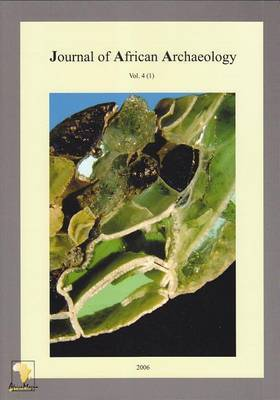Journal of African Archaeology 4 (1)