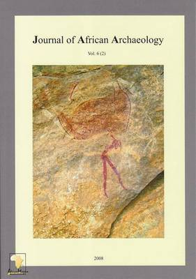 Journal of African Archaeology 6 (2)
