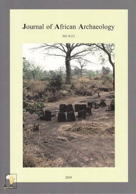 Journal of African Archaeology 8 (1)