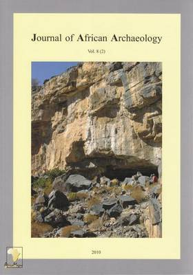 Journal of African Archaeology 8 (2)