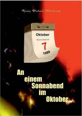 An Einem Sonnabend Im Oktober