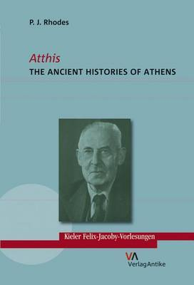 Atthis: The Ancient Histories of Athens