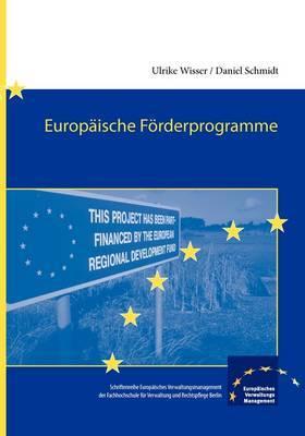 Europaische Forderprogramme