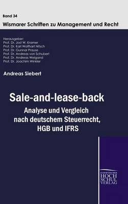 Sale-And-Lease-Back
