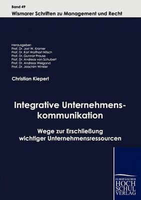 Integrative Unternehmenskommunikation