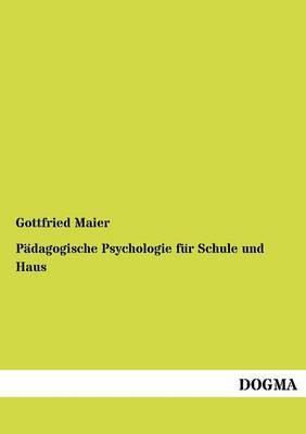 P Dagogische Psychologie Fur Schule Und Haus