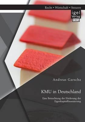 Kmu in Deutschland: Eine Betrachtung Der Forderung Der Eigenkapitalfinanzierung