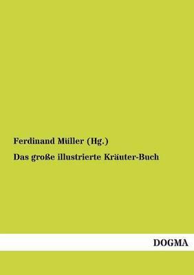 Das Grosse Illustrierte Krauter-Buch