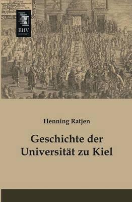 Geschichte Der Universitat Zu Kiel