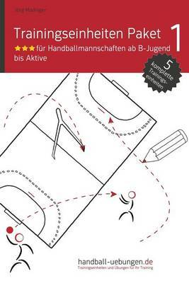 Handball Trainingseinheiten Paket 1