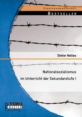 Nationalsozialismus Im Unterricht Der Sekundarstufe I
