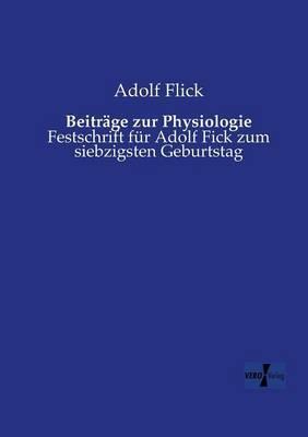 Beitrage Zur Physiologie