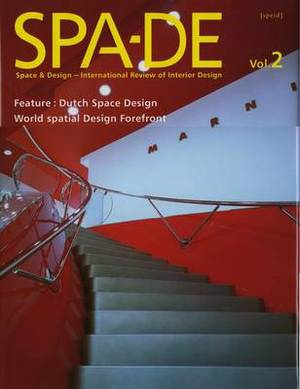 SPA-DE: Spaces and Interior Design: v. 2