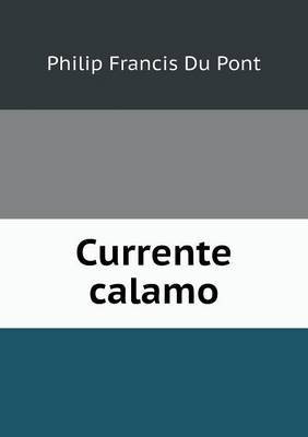 Currente Calamo