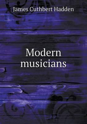 Modern Musicians