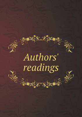 Authors' Readings