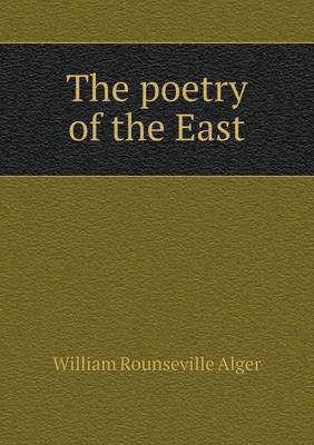 The Poetry of the East