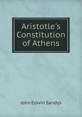 Aristotle's Constitution of Athens