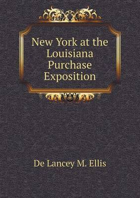 New York at the Louisiana Purchase Exposition