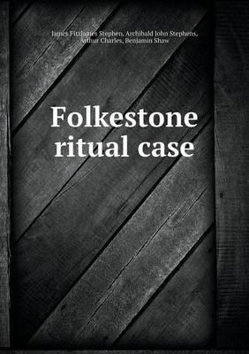 Folkestone Ritual Case