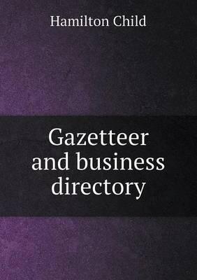 Gazetteer and Business Directory