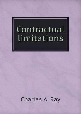Contractual Limitations
