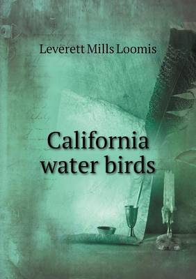 California Water Birds