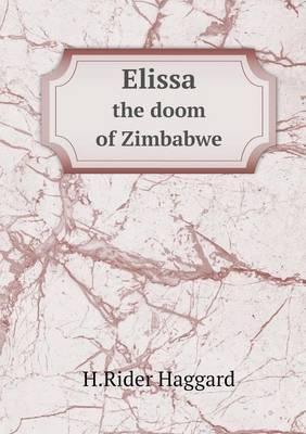 Elissa the Doom of Zimbabwe