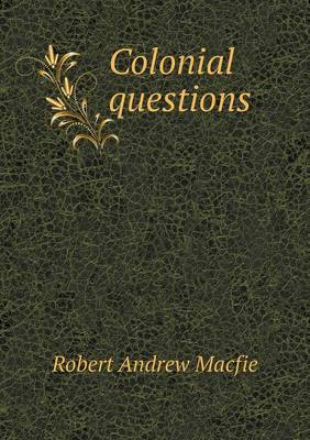 Colonial Questions