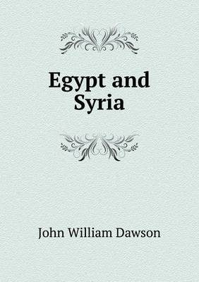 Egypt and Syria