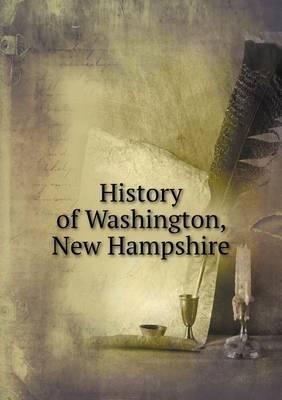 History of Washington, New Hampshire