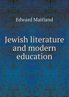 Jewish Literature and Modern Education