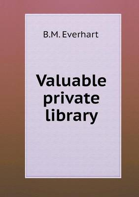 Valuable Private Library