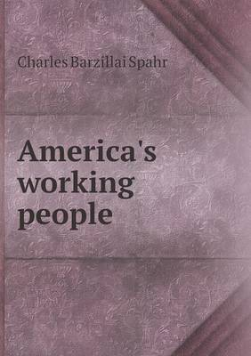 America's Working People
