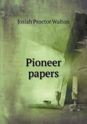 Pioneer Papers
