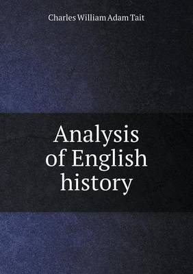 Analysis of English History