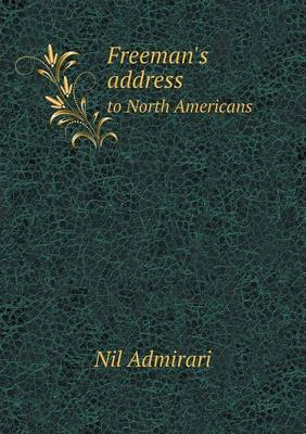 Freeman's Address to North Americans