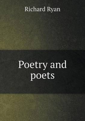 Poetry and Poets