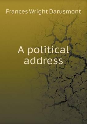 A Political Address