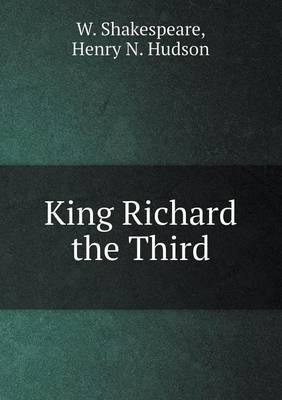 King Richard the Third