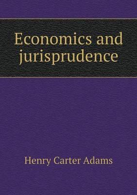 Economics and Jurisprudence