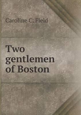 Two Gentlemen of Boston