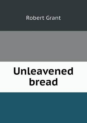 Unleavened Bread