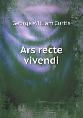 Ars Recte Vivendi